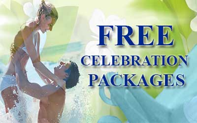 FREE Bithday Celebrations & Special Occasions Package