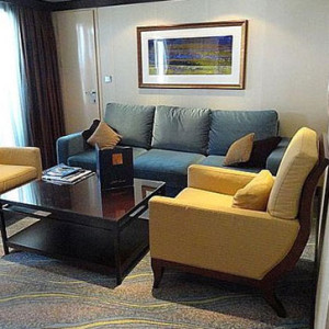 Royal Family Suite on Oasis, Allure and Harmony of the Seas