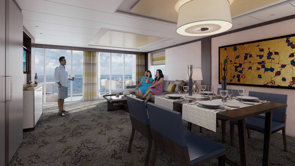 Owner's Suite Quantum of the Seas